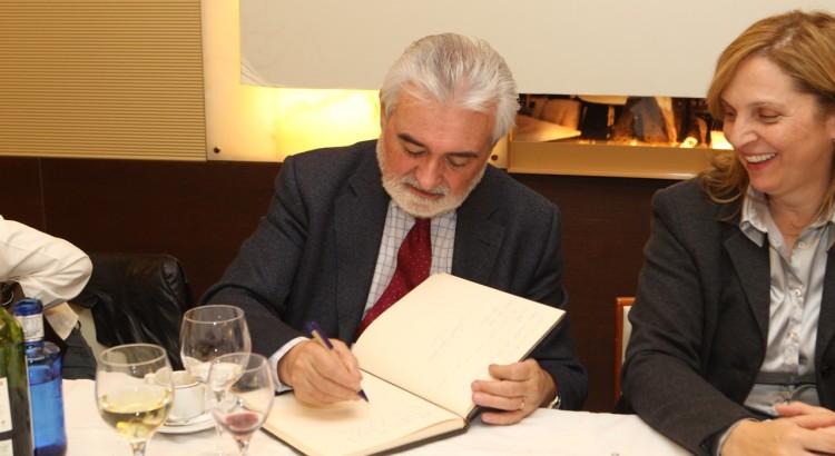 Firma libro