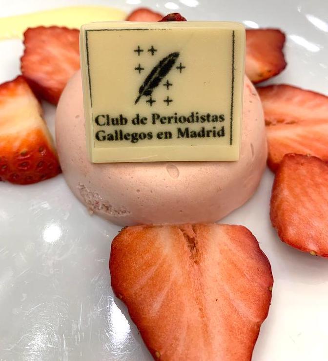 Club de periodistas gallegos