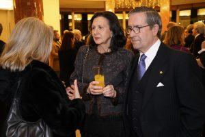 Eduardo Ferreira y su esposa, Nieves Docampo